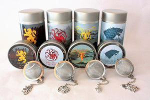 game of thrones loose leaf tea tin