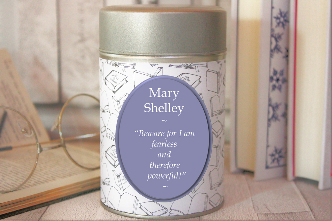Mary Shelley Inspired Tea - Literary Gift