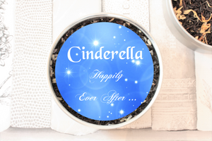 Cinderella princess tea