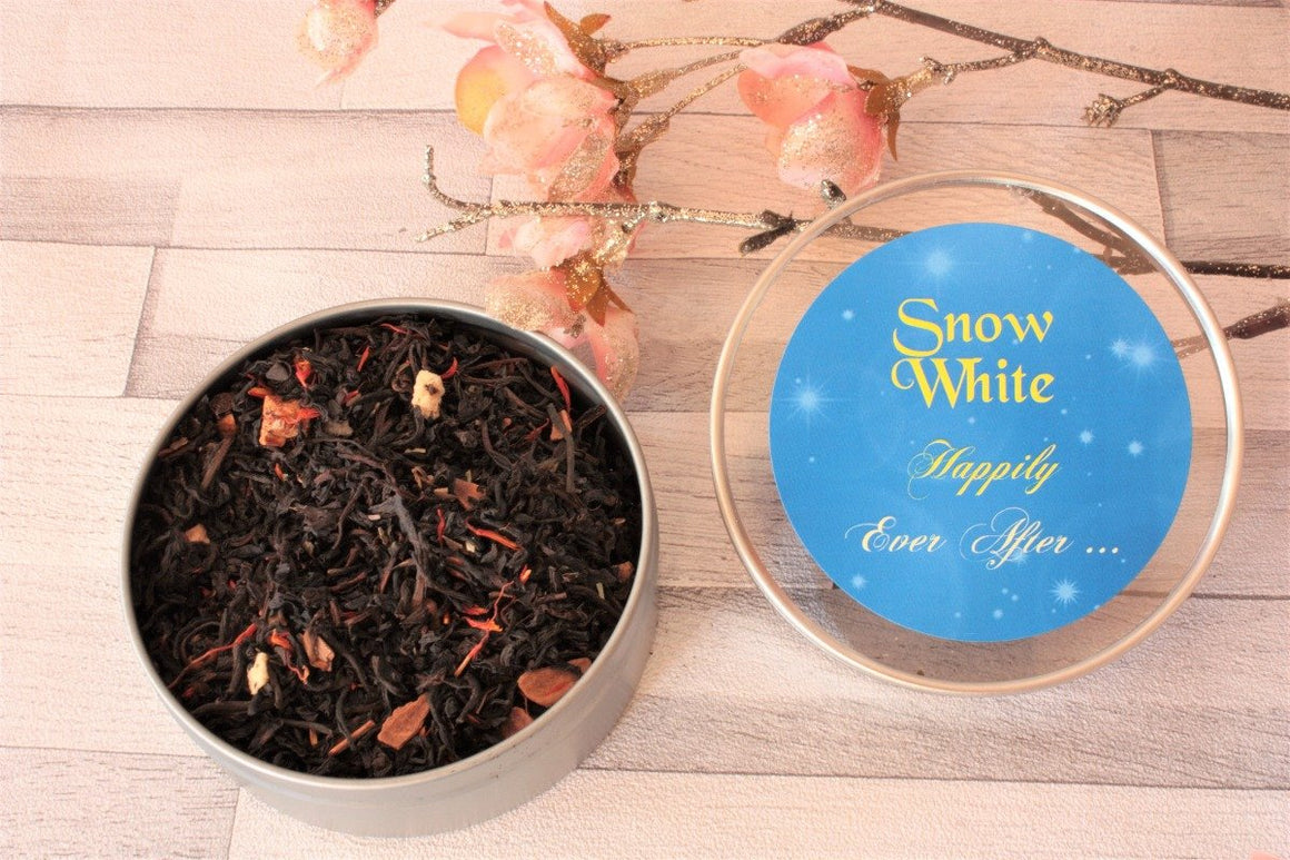 Snow White Tea Gift Tin