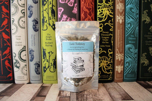 Leo Tolsoy Inspired Tea - Literary Gift