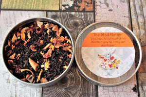 mad hatter loose leaf tea
