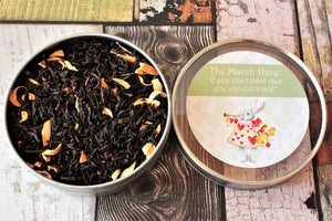the march hare loose leaf tea