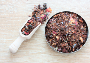 berries and blossom loose leaf tea
