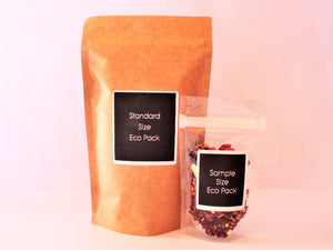 eco bags for loose leaf tea