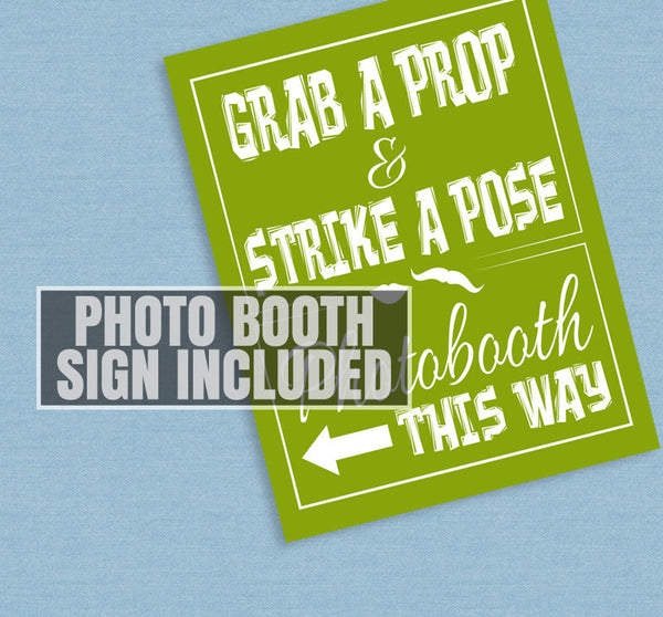 35 x Dinosaur Party Photo Booth Props