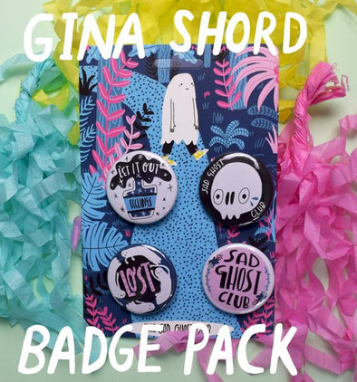 Artist Spotlight - Gina Shord