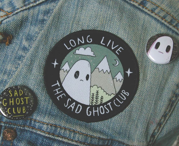 Long Live Embroidered Patch