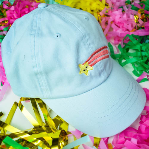 Shooting Star Baseball Cap