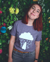 Rain Cloud Ghost Tee - Unisex Fit
