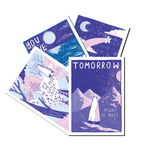 Hopeful Postcard Pack