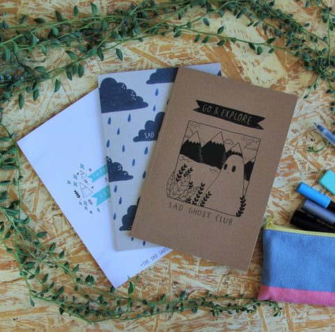 A5 Notebook Pack