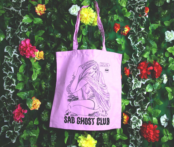 "Artist Spotlight ""Bridget M"" Tote Bag"