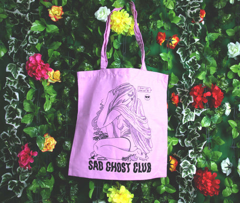 Artist Spotlight - Bridget M - Tote Bag