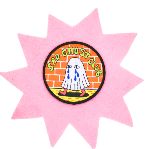 "Artist Spotlight ""Jack Teagle"" Ghostie Patch"
