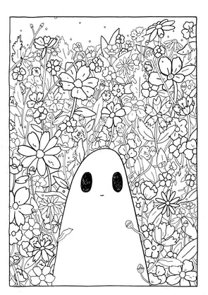 SGC - Colouring Pages