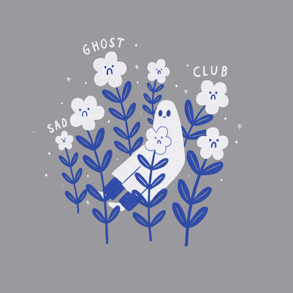 "The Sad Ghost Club ""Late Bloomer"" - Unisex Tee"