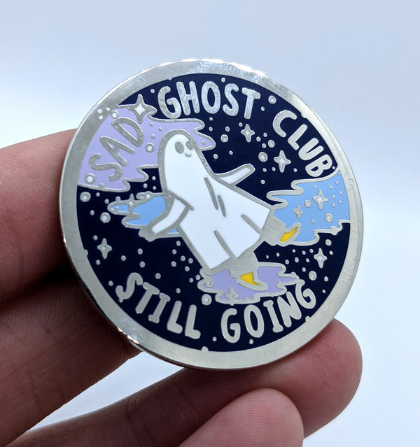 Still Going - Enamel Pin