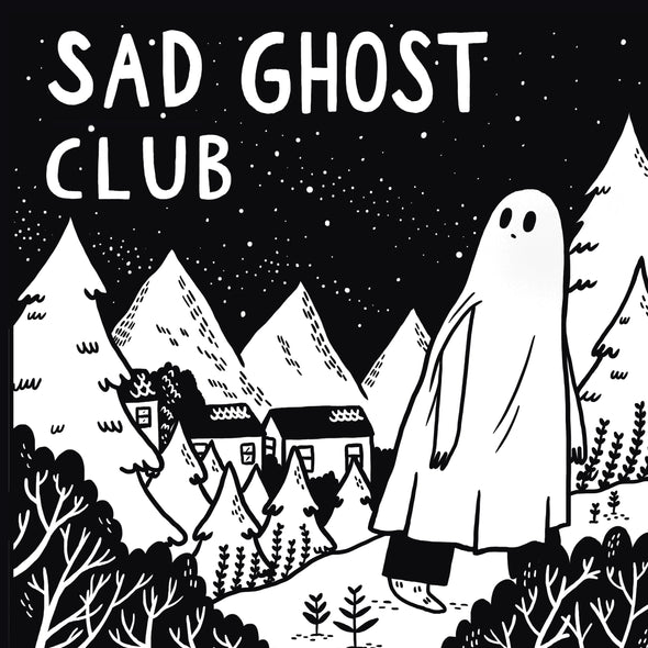 The Sad Ghost Club's 'Take Me Home' - Super size Patch