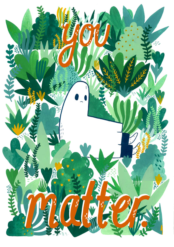 You Matter Postcard Pack