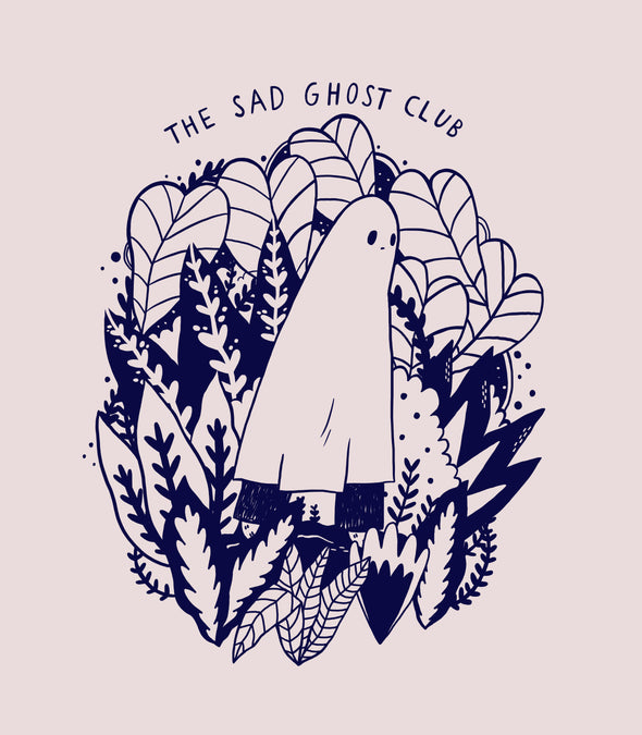The Planty Ghost Club - Unisex Tee
