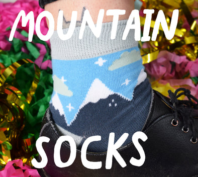 SGC Mountain Socks