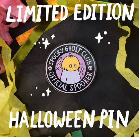 Halloween Pin *Limited Edition*