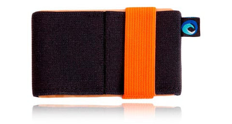 Compra cartera online. Minimalista comoda y barata Hawaii Pro Orange - Averday