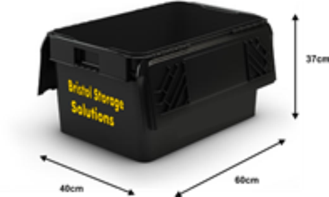 Bristol Storage Solutions Crate Hire