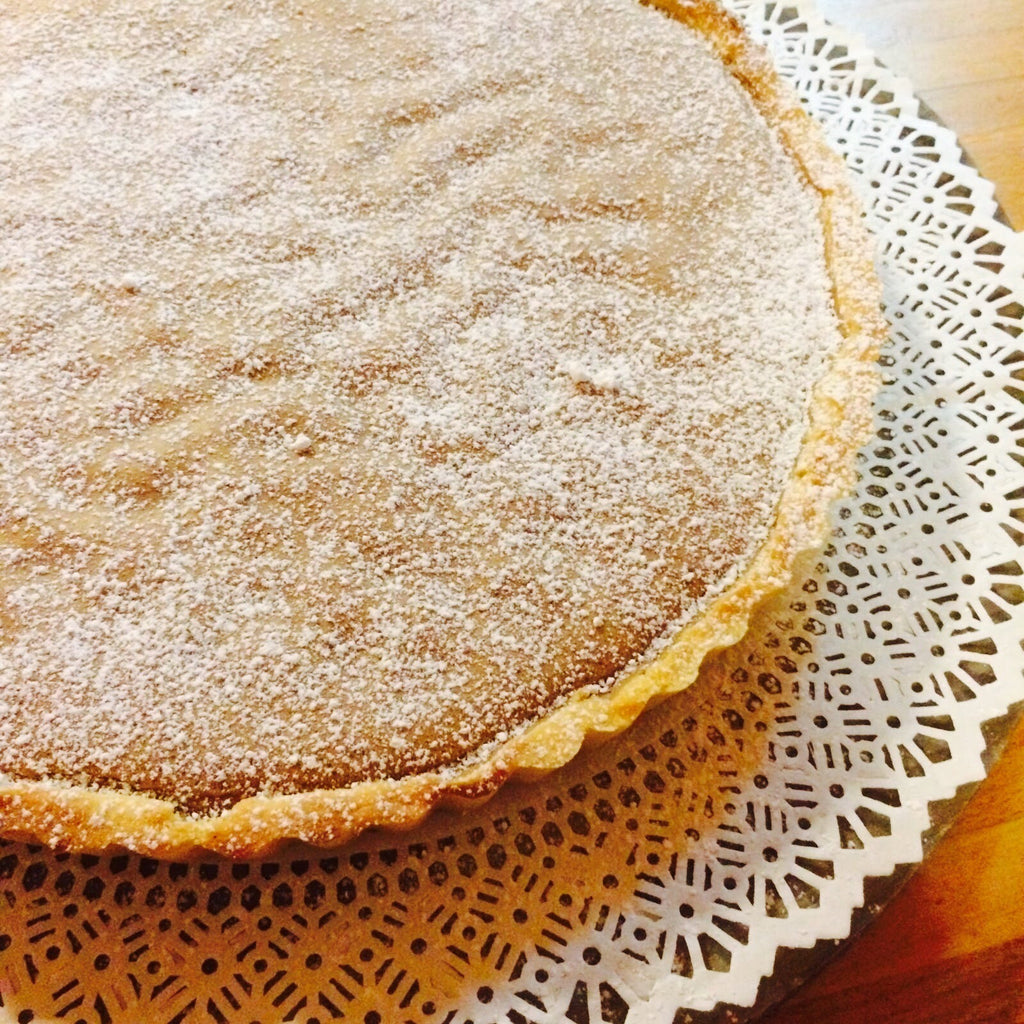 "Doce ""Tarte de Chocolate"""