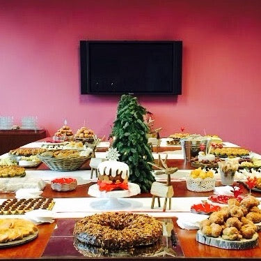 "Catering ""Executive Christmas Tea"""