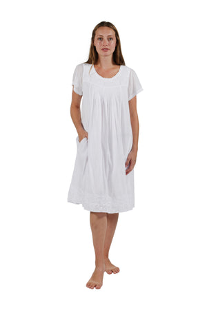 White Sleepwear