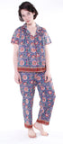 100% Cotton Floral PJs