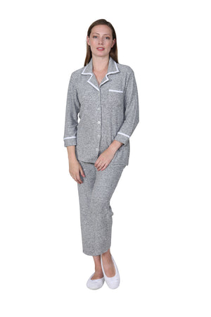 The Comfort Collection Tailored PJ Set