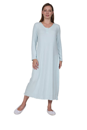 The Comfort Collection Snap Gown