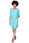 100% Cotton Gauze Cover Up
