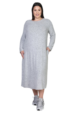 The Comfort Collection Plus Size Shift Gown