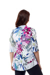 Shades of Purple Release Print Tunic