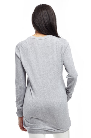 La Cera Long Sleeve Cardigan