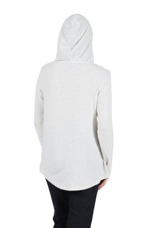 Cozy Hooded Tee