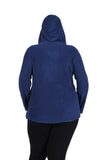 Plus Size Cozy Hooded Tee