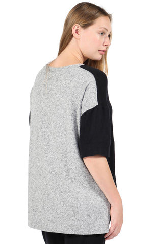 The Comfort Collection Block Tee