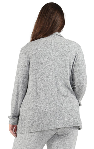 The Comfort Collection Flip Plus Size Jacket