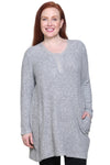 The Comfort Collection Plus Size Snap