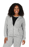 The Comfort Collection Plus Size Zip