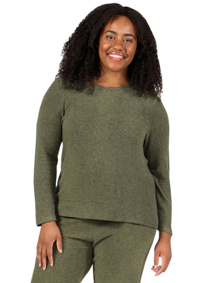 The Comfort Collection Plus Size Crop