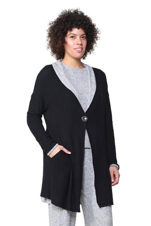 The Reversible Cozy Coat - Plus Size