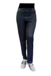 La Cera Plus Size Stretch Knit Jegging