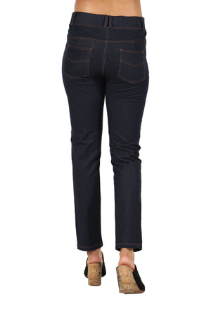 La Cera Stretch Knit Jegging