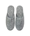 Grey Comfort Slippers
